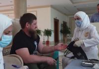 Кадыров заявил, что сделает прививку от коронавируса