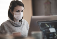Рассчитана точная польза ношения маски
