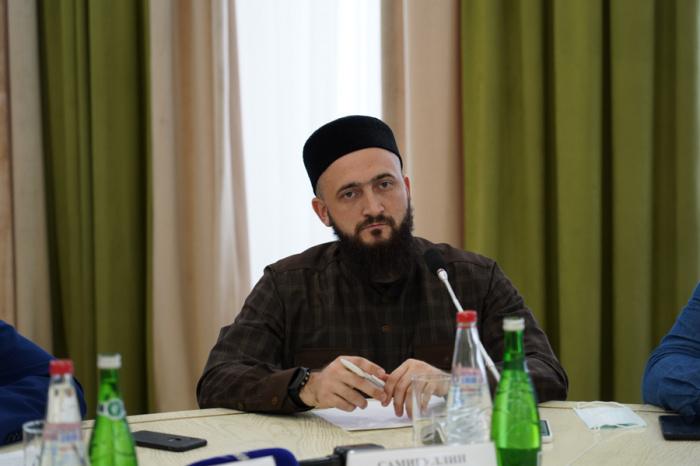 Камиль Самигуллин выступил на конференции в Махачкале.