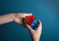 Рекордный по размеру кубик Рубика показали в Японии