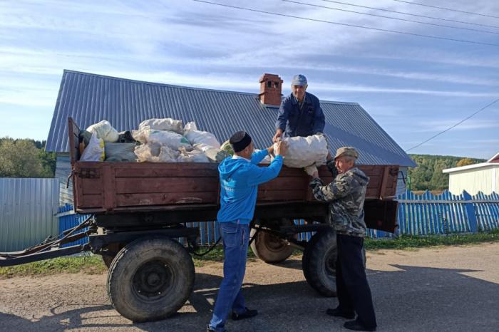 В Татарстане продолжается сбор гушр-садаки