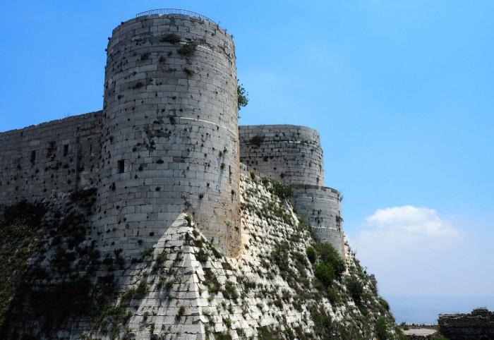 Сирия: что стало со знаменитым замком крестоносцев в наше время?