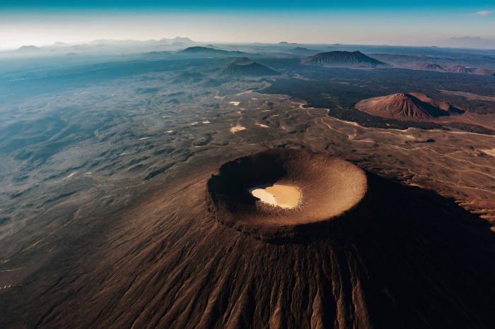 Гора, которая почти уничтожила город пророка Мухаммада (мир ему) 800 лет назад (ФОТО)