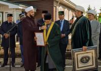 В селе Новое Демкино Аксубаевского района после капремонта открылась мечеть