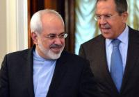 Зариф: Россию и Иран связывает тесная координация по региональным вопросам