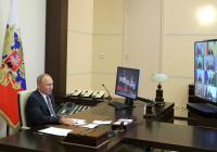 Путин высоко оценил работу Минниханова на посту президента Татарстана
