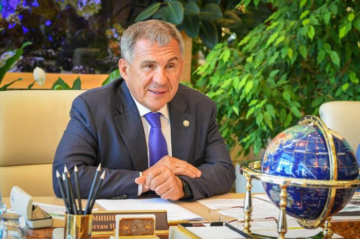 Президент РТ принял в Доме правительства советника премьер-министра Узбекистана.