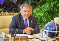 Минниханов встретился с советником премьер-министра Узбекистана