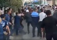 В Киргизии с парламентских выборов из-за драки сняли двух кандидатов