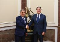 Рустам Минниханов посетит Казахстан с рабочим визитом