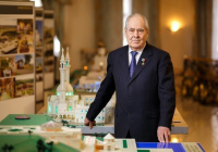 Шаймиев подвел итоги 10 лет работы фонда «Возрождение»