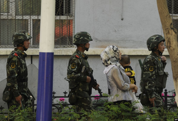Из Китая продолжает поступать информация о притеснении мусульман.