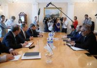 Лавров встретился с представителями сирийской оппозиции