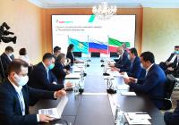 Минниханов встретился с премьер-министром Казахстана