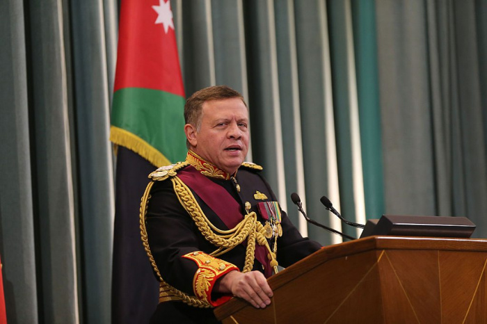 Абдалла II распустил парламент страны.