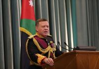 Король Иордании объявил о роспуске парламента