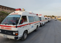 В Пакистане крупное ДТП унесло жизни 13 человек