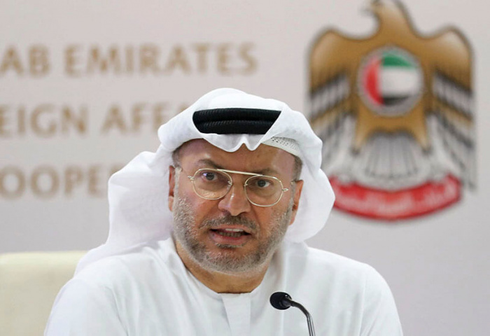 Глава МИД ОАЭ объявил Иран виновником сближения арабских стран с Израилем