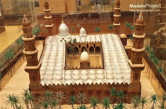 Редкие фото: мечеть, которую построил сам Пророк Мухаммад (мир ему)