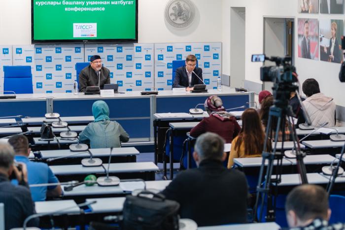 Рафик хазрат Мухаметшин рассказал о примечетских курсах.