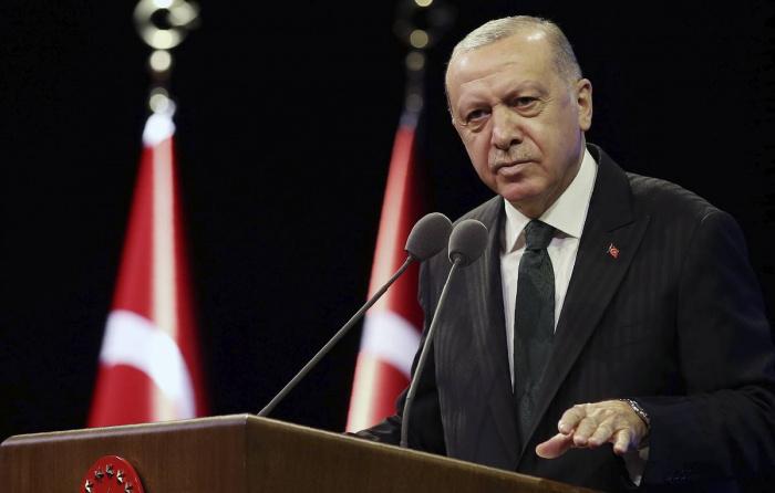 Эрдоган заявил о поддержке Азербайджана в конфликте с Арменией.