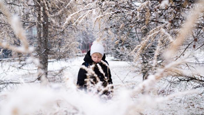 Наиболее ранний снег за всю историю наблюдений в Новосибирске выпал 5 сентября 1968 года