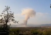 Иран сообщил о попадании на свою территорию ракет из Карабаха