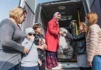 БФ «Закят» ДУМ РТ передал гушр многодетным и семьям с детьми-инвалидами