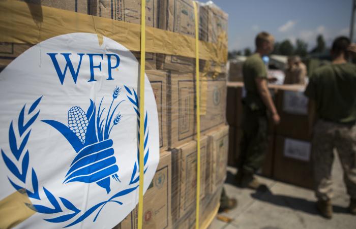 Сирия получит продовольственную помощь от России.