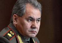 Шойгу оценил необходимость российской операции в Сирии
