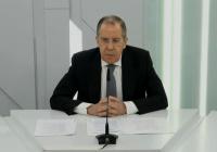Лавров обсудил с главами МИД арабских стран стабилизацию в Персидском заливе
