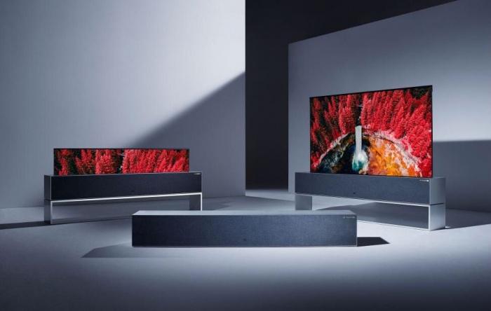Гибкий дисплей телевизора рассчитан на 50 тыс. циклов, либо 13 лет использования, если включать и выключать его до 10 раз в день