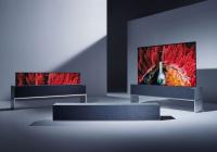 Компания LG создала телевизор-рулон