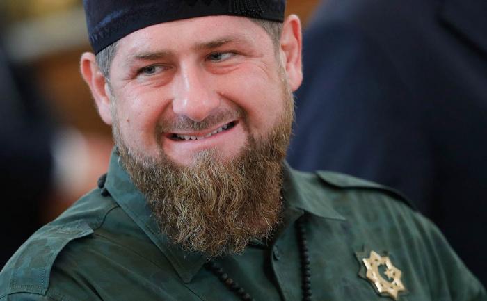 Главу Чечни номинировали на международную премию мира.