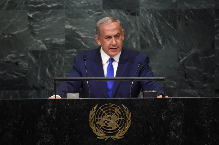 Нетаньяху выступил на дебатах ГА ООН.