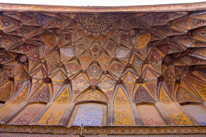 Мукарнас: фирменный стиль тысяч мечетей по всему миру (ФОТО)