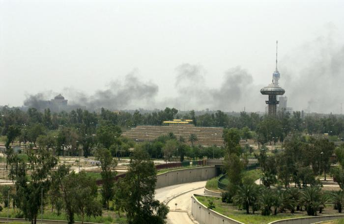 Посольства западных стран могут закрыться в Багдаде.
