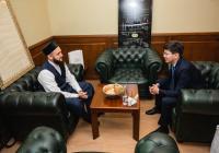Муфтий Татарстана пригласил Генконсула Казахстана на Мавлид в Болгар