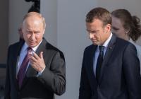 Макрон позвонил Путину, чтобы обсудить Нагорный Карабах
