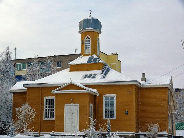 Татарская мечеть в Новогрудке