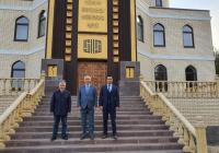 В Татарстане открылась мечеть, построенная на средства футболиста Карадениза