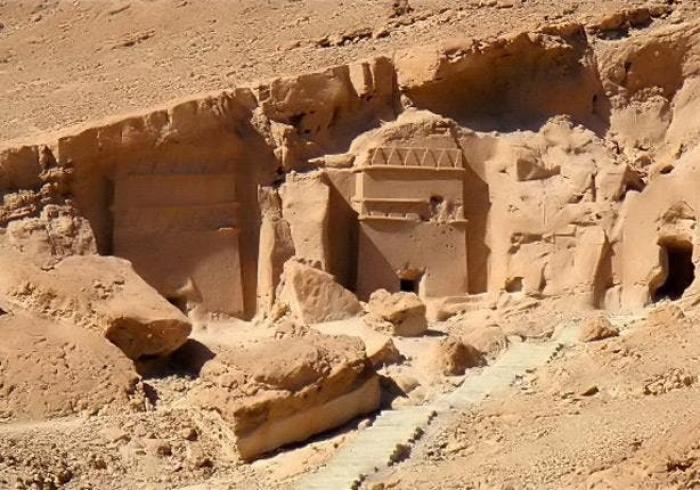 ФОТО: место в Саудовской Аравии, где 10 лет жил пророк Муса (а.с.)