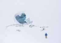 Оценен рекорд температуры на российском полюсе холода