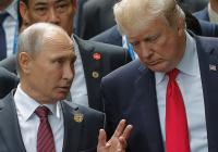 Путин направил Трампу телеграмму