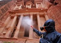 В Иордании число случаев коронавируса перевалило за 13 тысяч