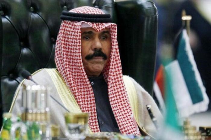 Наваф аль-Ахмад ас-Сабах подтвердил поддержку Палестины.