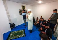 В торговом центре «Сувар Плаза» в Казани открылась молельная комната