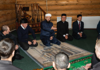 Муфтий РТ посетил ИК №3 Пестречинского района