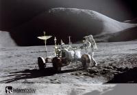 Космические будни Эмиратов: марсоход на Марсе и луноход на Луне