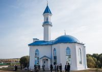 Мечеть «Халил» открылась в Пестречинском районе Татарстана